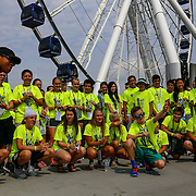 Cardinal Health RBC 2016 Camp Cardinal at Navy Pier Chicago. Photo by Alabastro Photography.