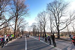 lead men in Central Park, Sambu, Mutai