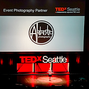 Tall Order TEDx Seattle 2018. Andrea Driessen. Photo by Alabastro Photography.