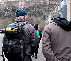 Public Health Minister visits Street Outreach Programme, Edinburgh, 4 January 2019