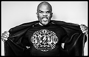 Darryl 'DMC' McDaniels, New York City, 2017