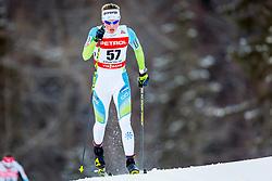 Anamarija Lampic (SLO) during FIS Cross-Country World Cup Planica 2018, on January 21, 2018 in Planica, Kranjska Gora, Slovenia. Photo by Ziga Zupan / Sportida
