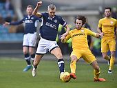Millwall v Preston North End