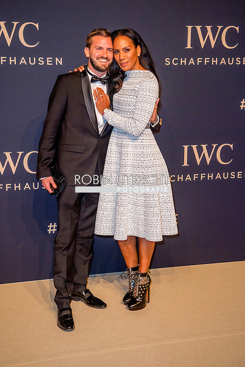 17-1-217 -GENEVE GENEVA SWITSERLAND SWISS ZWITSERLAND -  BARBARA BECKER SIHH 2017  IWC gala event «Decoding the Beauty of Time» COPYRIGHT ROBIN UTRECHT