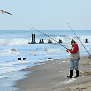 Fishing in Cape May, NJ