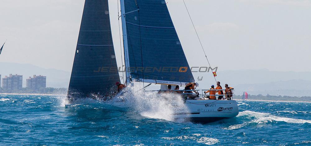 XVI TROFEO SM LA REINA - CAMPEONATO DE EUROPA DE ORC,Valencia, Spain. Third day or racing