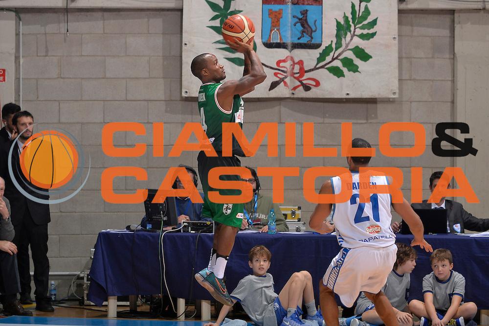 Marques Green<br /> Red October Pallacanestro Cantu - Sidigas Scandone Avellino<br /> Lega Basket Serie A 2016/2017<br /> Desio, 12/12/2016<br /> Foto Ciamillo-Castoria