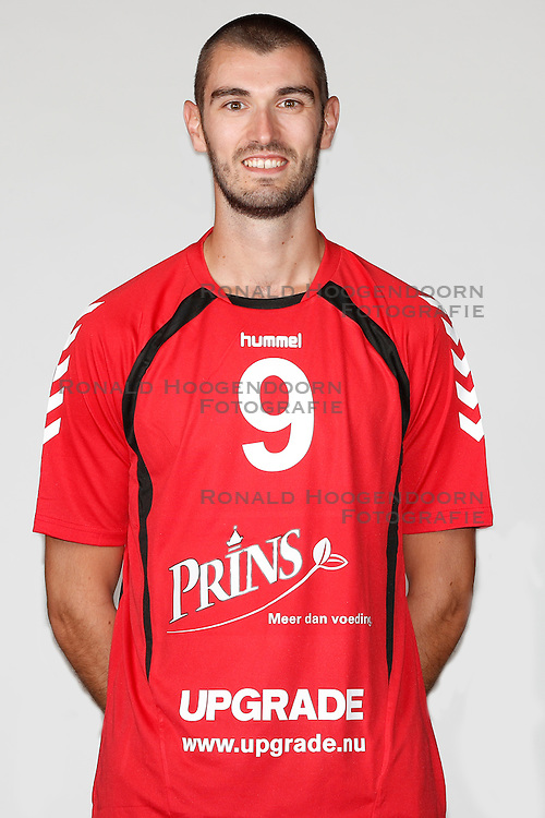 20160919 NED: Selectie Valei Volleybal Prins 2016 - 2017, Ede<br />Mario Wijsman<br />&copy;2016-FotoHoogendoorn.nl / Pim Waslander