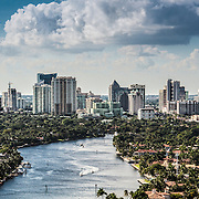 Downtown Fort Lauderdale and south fl locations