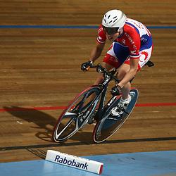 Yvonne Hijgenaar werd tweede op de 500 meter