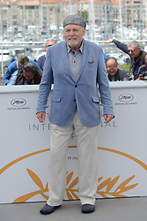 Stacy Keach attending the Rendez-vous with John Travolta - Gotti Photocall held at the Palais des Festivals as part of the 71th annual Cannes Film Festival on May 15, 2018 in Cannes, France. Photo by Aurore Marechal/ABACAPRESS.COM