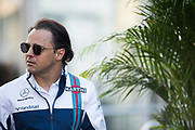 October 27-29, 2017: Mexican Grand Prix. Felipe Massa (BRA), Williams Martini Racing , FW40