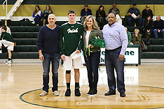 02/13/19 Notre Dame BB Senior Night