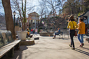 Eureka Springs Basin Park <br /> <br /> Photo by Beth Hall