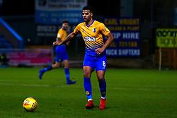 Jacob Mellis of Mansfield Town - Mandatory by-line: Ryan Crockett/JMP - 29/12/2018 - FOOTBALL - One Call Stadium - Mansfield, England - Mansfield Town v Swindon Town - Sky Bet League Two