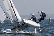 2013 WC Nacra 17 | Day 4 | 25 July