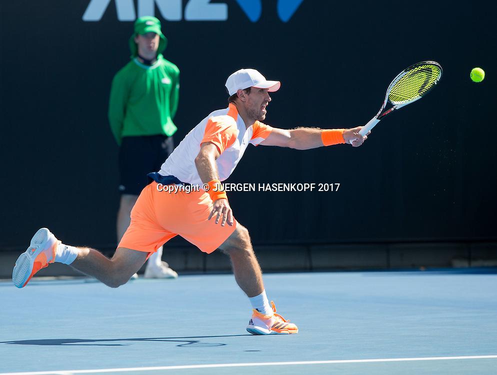 MISCHA ZVEREV (GER)<br /> <br /> Australian Open 2017 -  Melbourne  Park - Melbourne - Victoria - Australia  - 20/01/2017.