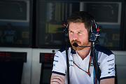 September 3-5, 2015 - Italian Grand Prix at Monza: Rob Smedley, Williams