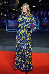 © Licensed to London News Pictures. 15/10/2017. London, UK. ROSAMUND PIKE attends the Three Billboards Outside Ebbing Missouri Film UK Premiere showing as part of the 51st BFI London Film Festival. Photo credit: Ray Tang/LNP