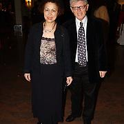 Harpengala 2004, Joop Stokkermans en vrouw Dallea Balfour van Burleigh