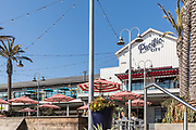Pacific City Outdoor Shopping Mall And Restaurants In Huntington Beach