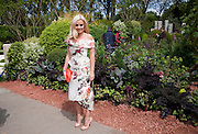 KATHERINE JENKINS, Press and VIP viewing day. Chelsea Flower show, Royal Hospital Grounds. Chelsea. London. 18 May 2009