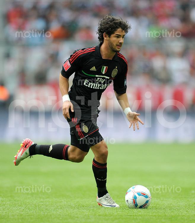 Fussball  International   Audi Cup 2011  Saison 2011 / 2012  27.07.2011 SC Internacional de Porto Alegre - AC Milan  Pato (AC Mailand)