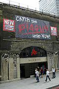 Sights from London, England on July 9, 2003. ©Paul Anthony Spinelli