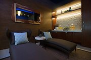 One of the spa rooms in the new Continental apartment building in Dallas on Tuesday, March 12, 2013. (Cooper Neill/The Dallas Morning News)