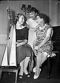 1959 - 09/07 Cabaret at Central Hotel, Dublin
