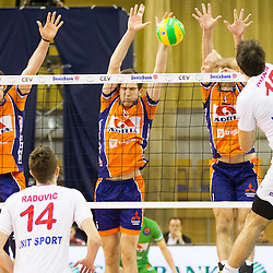 20160121: SLO, Volleyball - CEV Champions League, ACH Volley vs Vojvodina NS Seme Novi Sad