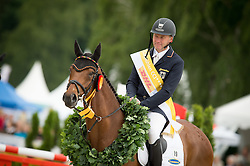 Dibowski Andreas, (GER), It's Me xx   <br /> Jumping - CCI4* Luhmuhlen 2016<br /> © Hippo Foto - Jon Stroud<br /> 19/06/16