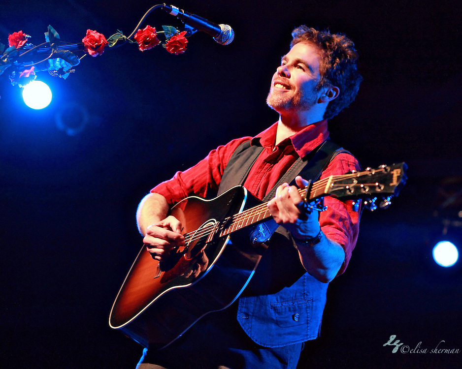 Josh Ritter & the Royal City Band performed at the Showbox Sodo in Seattle, Washington, February 22nd, 2011