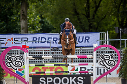 TROSCHKE Frederick (GER), CAN WIN<br /> Münster - Turnier der Sieger 2019<br /> Preis des EINRICHTUNGSHAUS OSTERMANN, WITTEN<br /> CSI4* - Int. Jumping competition  (1.45 m) - <br /> 1. Qualifikation Mittlere Tour<br /> Medium Tour<br /> 02. August 2019<br /> © www.sportfotos-lafrentz.de/Stefan Lafrentz