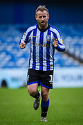 Sheffield Wednesday vice captain Barry Bannan during the EFL Sky Bet Championship match between Sheffield Wednesday and Bristol City at Hillsborough, Sheffield, England on 22 December 2019.