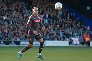 Leeds United forward Helder Costa (17), on loan from Wolverhampton Wanderers,  during the EFL Sky Bet Championship match between Queens Park Rangers and Leeds United at the Kiyan Prince Foundation Stadium, London, England on 18 January 2020.