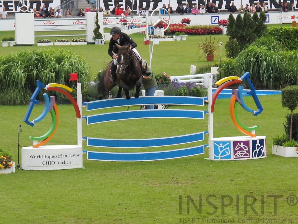 World Equestrian Festival, CHIO Aachen 2011. Photo: Tuuli Sauren / Inspirit International Communications