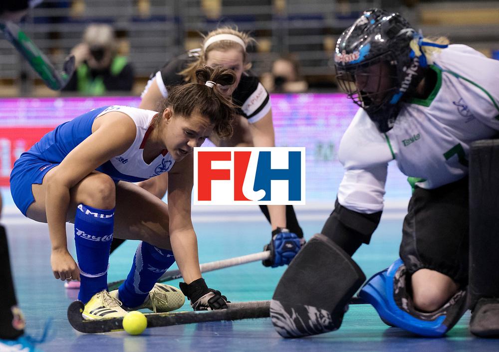 BERLIN - Indoor Hockey World Cup<br /> Women: Germany - Namibia<br /> foto: <br /> WORLDSPORTPICS COPYRIGHT FRANK UIJLENBROEK