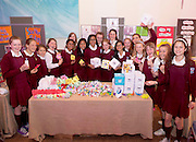 St Ita's Loughrea at the Medtronic Community Event , comprising of projects about Healthy Living and the heart, KNEX finals and Lean Sigma catapult competitionorganised by the Galway Education Centre at the Radisson Blu Hotel Galway. Photo:Andrew Downes.