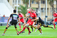 Ali WILLIAMS - 05.04.2015 - Toulon / Londres Wasps - 1/4Finale European Champions Cup<br />Photo : Dave Winter / Icon Sport