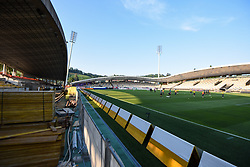 Ljudski vrt before friendly football match between NK Maribor and NS Mura, on August 12, 2020 in Ljudski vrt Maribor, Slovenia. Photo by: Milos Vujinovic /Sportida