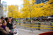 Occupy Wall Street- Cops take over Zuccotti Park 11.15.11