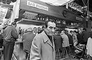 Barcelona, 2001: Bar Pinotxo, mercato la Boqueria<br /> &copy; Andrea Sabbadini