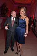 ANDREW ROBERTS; LEONIE FRIEDA, Leonie Frieda book party  for ' The Deadly Sisterhood.' The Orangery, Kensington Palace. London. 20 November 2012.