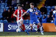 Stockport County FC 1-1 Brackley Town FC 24.2.18