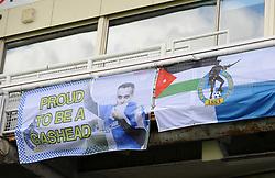 Presidents flags - Mandatory by-line: Neil Brookman/JMP - 16/04/2016 - FOOTBALL - Memorial Stadium - Bristol, England - Bristol Rovers v Yeovil Town - Sky Bet League Two