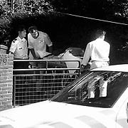 Schietpartij Isaac Da Costalaan Bussum, politie schiet inbreker dood