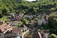 France region Aquitaine Poitou Limousin