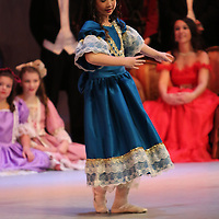 Libby Ezell | BUY AT PHOTOS.DJOURNAL.COM<br /> Hannah Hoang performed as Clara in the Nutcracker's Friday school performance and Saturday's Matinee