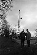 22/03/1963<br /> 03/22/1963<br /> 22 March 1963<br /> Mr Saul visits Ambassador Oil rig at Lismaine, Ballyragget, Co. Kilkenny.